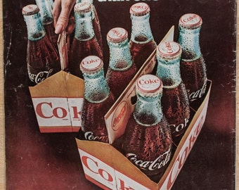 Coke Magazine Ad from 1968 (AD124-68-0617-POST)