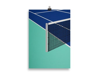 Art Print – Arizona Tennis Club