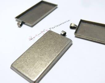 2 pendant 25par50 bronze edge supports thick