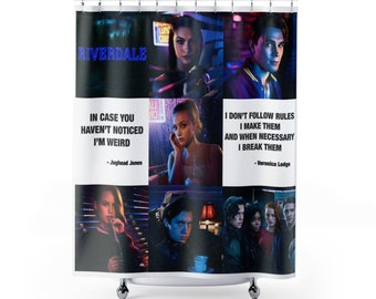 Shower Curtain - Riverdale