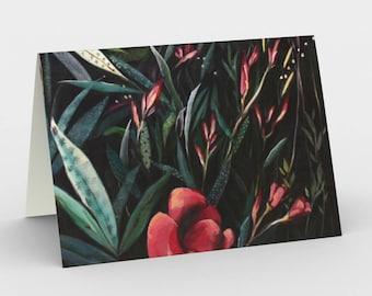 Stationary card - Eden