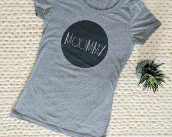 Breastfeeding Shirt. MOOMMY.  Baby Shower Gift. Normalize Breastfeeding. Women's Empowerment. Women's Soft Vintage Shirt. Eat Local.