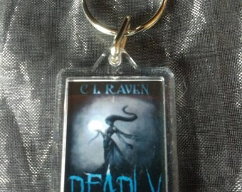 Deadly Reflections keyring
