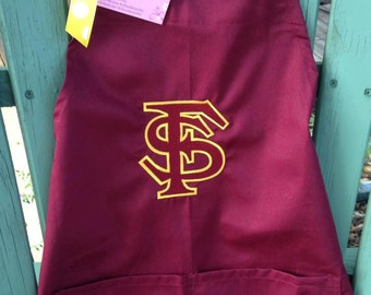 FSU Apron - Personalize for FREE!!!