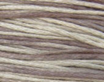 1176 Pewter - Weeks Dye Works 6 Strand Floss