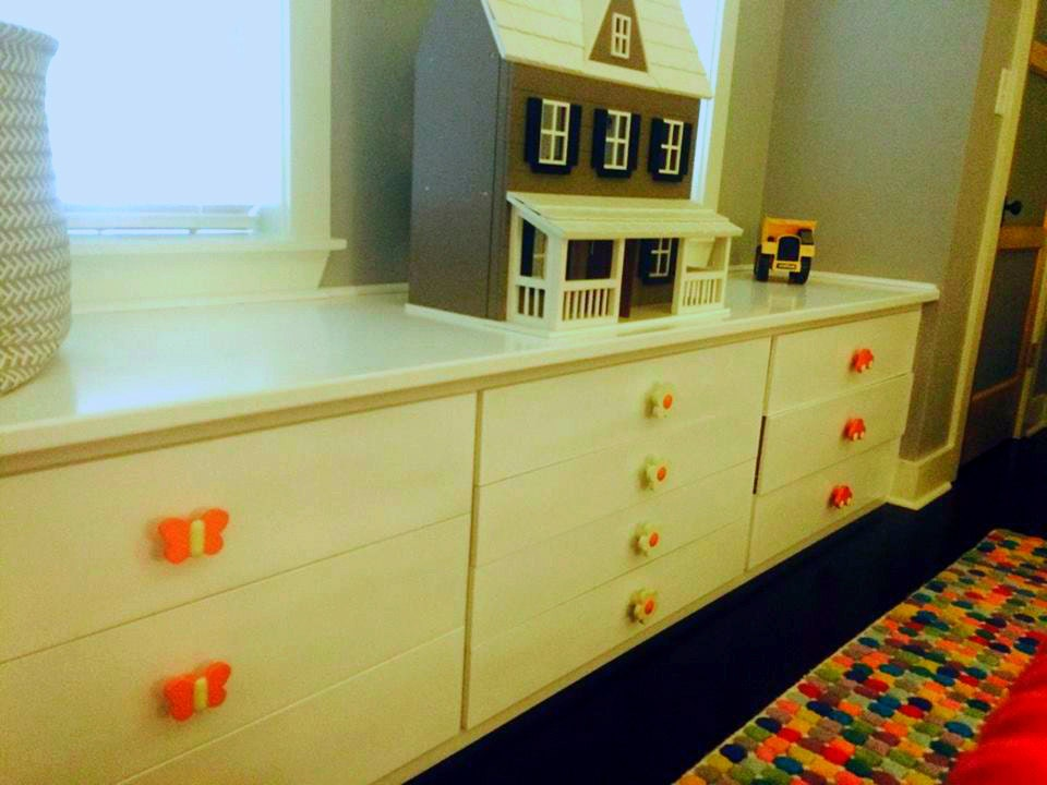 Niños las perillas de aparador, decoración de muebles infantiles ...