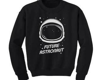 Future Astronaut Toddler Sweatshirt