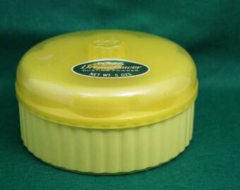Vintage Ponds Dreamflower Perfumed Dusting Talc Powder 5 oz. New Old Stock