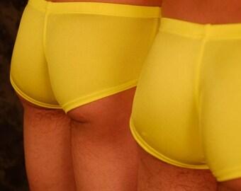 Spanked Shorts