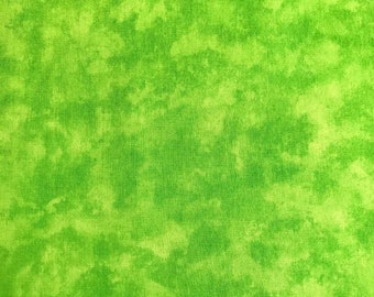 Marbles by Moda, Green Blender Fabric, Green Marbles Quilt Fabric, Blender Quilting Fabric
