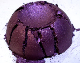 Violetta - Purple Eye Shadow - Natural - Mineral
