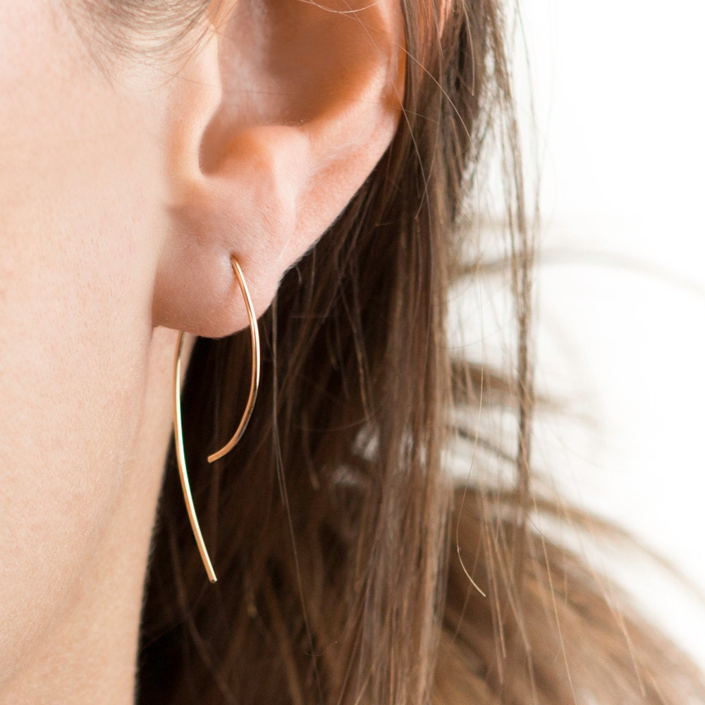 loop classic with textured oxidized sterling silver earrings dangle flip product jewelry everyday