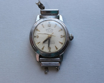 Vintage Webster Watch Case And Movement