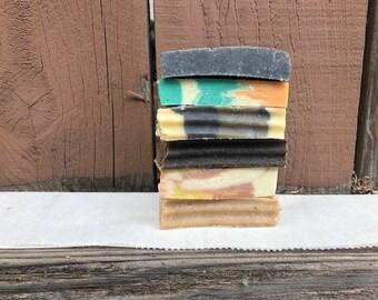 Small Soap Sampler Set