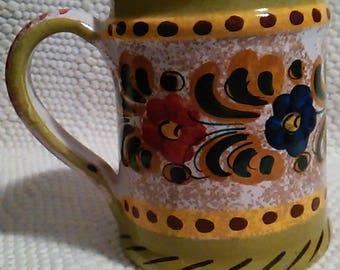 Deruta Dolci Pottery Mug
