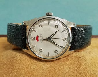 Lecoultre Power reserve Indicator Watch