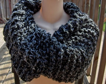 Miss Claire Cowl, Large, No wool, chunky womens cowl, sassenach claire, chunky cowl, Miss Claire Cowl, Miss Claire Scarf
