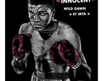 gig poster no one is innocent