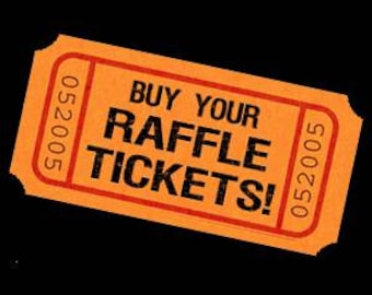 One Raffle Ticket