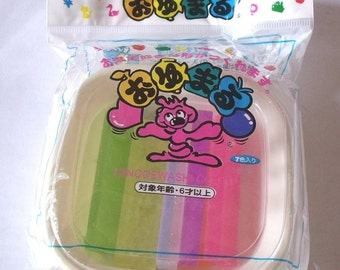 Oyumaru. Mold making material. 7 pieces in one box. Just use hot water
