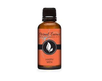 Happy Men Premium Grade Fragrance Oil - 30ml