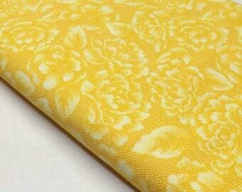 Quilting Cotton, Robert Kaufman, Fusion Fabric, Butter, Yellow, Fabric, Designer Fabric, Quilting Fabric, Apparel Fabric, Cotton Fabric, Sew