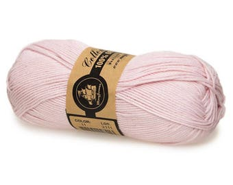 11 Light Rose Mayflower Organic Cotton 8/4 50g
