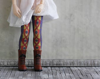 Medieval Mood Blythe Doll Stockings