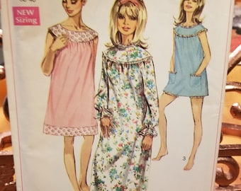 Vintage Simplicity 7910 Sewing Pattern