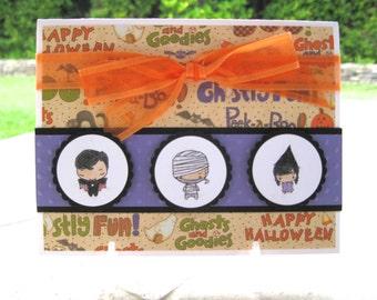 Sweet Halloween Card