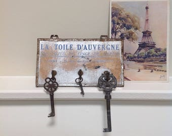Vintage French Advertising Hooks