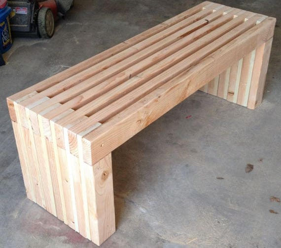 Indoor Outdoor 72 Bench Plans Diy Fast And Easy To Build