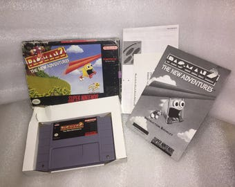 Nintendo SNES Pac-Man 2 The New Adventures