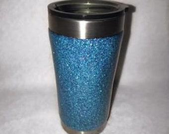 Glitter Tumbler Cup
