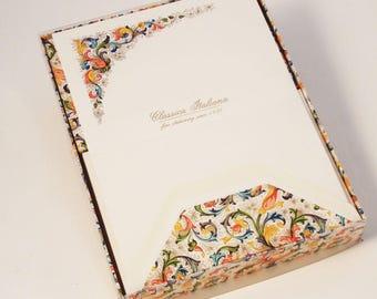 Writing Papers - Italian Letterpress
