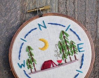 """4"""" Camping Scene"""