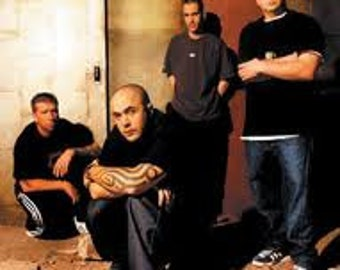 Staind Music Poster