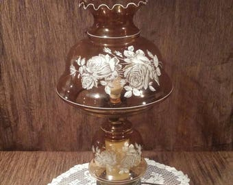Accurate Casting Large Hurricane Lamp, Free Shipping