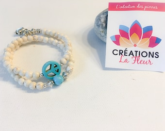 Mala 54 Mini mala, meditation, yoga, zen, bracelet
