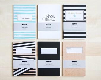 Set of Three (Vol. 1-3) Journals