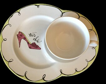 Breakfast or Luncheon Set by Rosanna, FREE Shipping