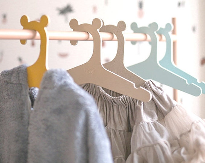 Featured listing image: Kids Hangers - Set of 5