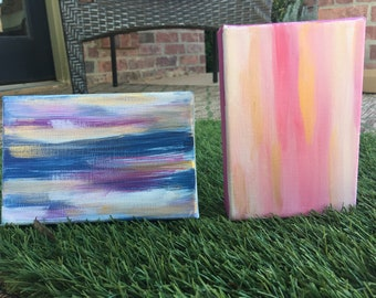 Mini Abstract Painting