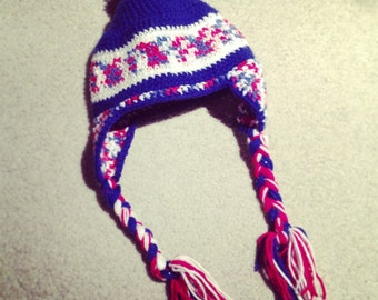 Young Americans earflap hat // David Bowie