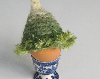 SAMPLES, Egg Beanies Dolls Hats, Mini Art Hat, Egg Cozy