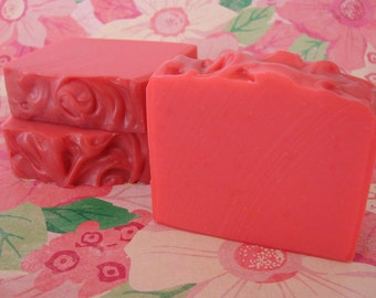 Blossom, Freesia Jasmine Orchid Handcrafted Floral Soap