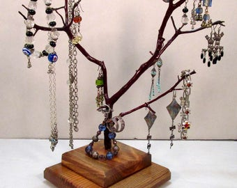 Jewelry Tree - Manzanita - 1383