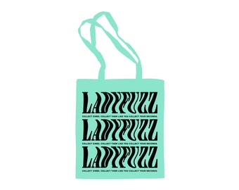 Collect Zines Tote Bag