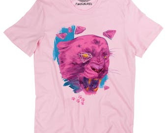Pink Panther: Illustrated Tee