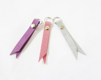 Zipper Pull - Extras - Add On Zipper Pull to any Pouch - Key chain